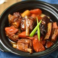 胡萝卜羊肉煲