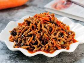 经典家常菜之鱼香肉丝(清真牛肉版)