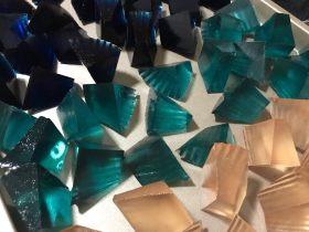 琥珀糖钻石糖(无色素,天然颜色版)