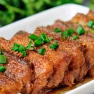红烧带鱼最经典最家常的做法 可当热菜也可是冷盘 味道都一样好