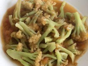 西红柿花菜