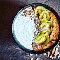 百变水果—完美代餐=水果+燕麦+酸奶