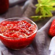 又到草莓季――玫瑰草莓酱