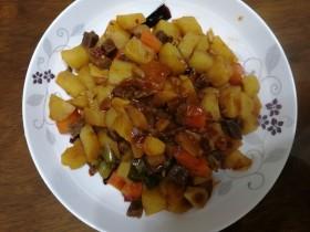 红烧牛肉(土豆烧牛肉)