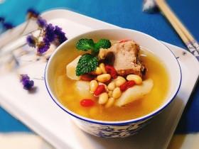 黄豆山药猪骨汤