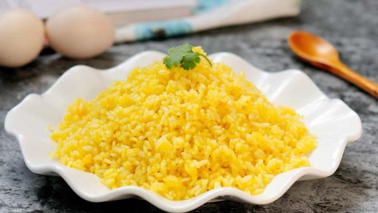 黄金蛋炒饭 完美金包银 剩米饭最Bigger的处理方法