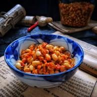 佐粥下饭的黄豆辣椒酱
