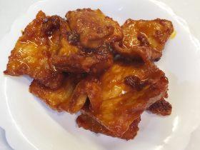 韩国辣炒猪肉