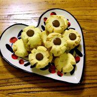 Chocolate花生碎玛格丽特小饼干