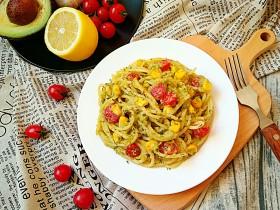 牛油果Pasta