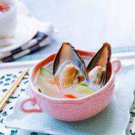 暖心汤系列★椰汁青口汤
