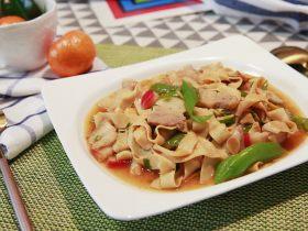东北那疙瘩的美食★尖椒干豆腐