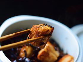 慢炖锅版梅干菜烧肉