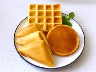 华夫饼(酵母版)
