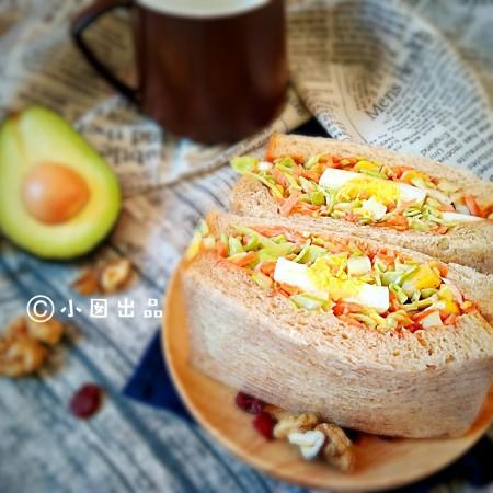 沼三明治――美味闪电瘦身餐