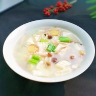 一碗汤+蟹味菇内酯豆腐汤
