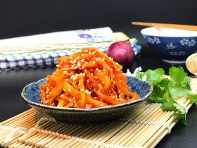 年夜飯配菜+蘿卜干辛辣小菜