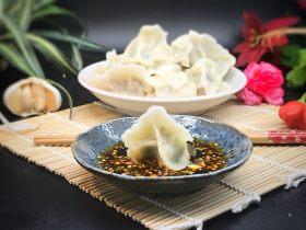年夜饭+韭菜猪肉馅饺子详解