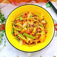 重口味下饭菜➕韩国泡菜炒牛肉