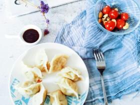 八珍黄韭饺子