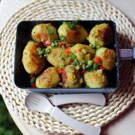 干锅小土豆