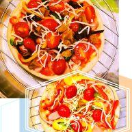 DIY亲子披萨