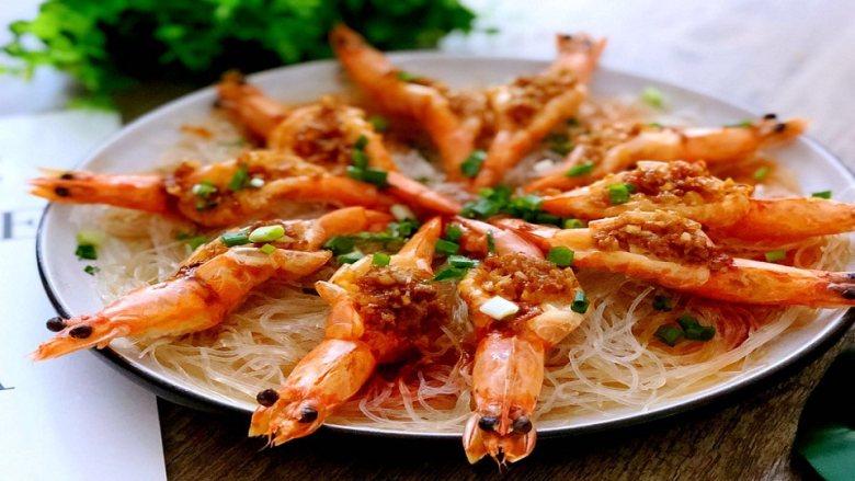 花开富贵虾——从虾到粉丝都美得妙不可言!