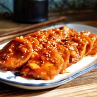 韩式辣炒素鸡