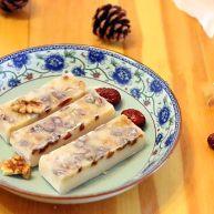 红枣核桃糯米糕