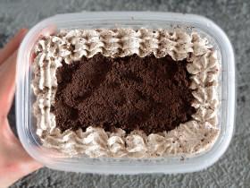 奥利奥咸奶油蛋糕盒子