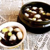 砂锅鱼丸紫菜汤