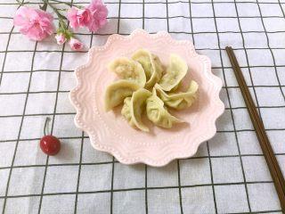 胡萝卜猪肉饺,上饺子喽