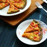 好吃不怕胖——蔬菜薄底披萨