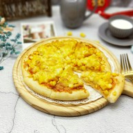 香甜玉米粒披萨