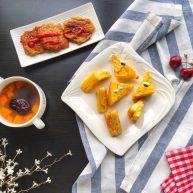 宝宝辅食12M➕:蔬菜奶酪三明治