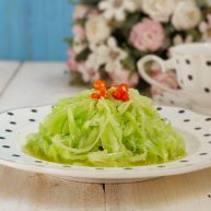 椒香莴苣丝