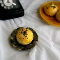 玉米油版蛋黄酥