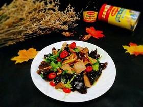 春节健康菜+凉拌卤猪舌