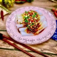 重庆蚝油麻辣豌豆凉粉