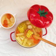甘蔗马蹄汤