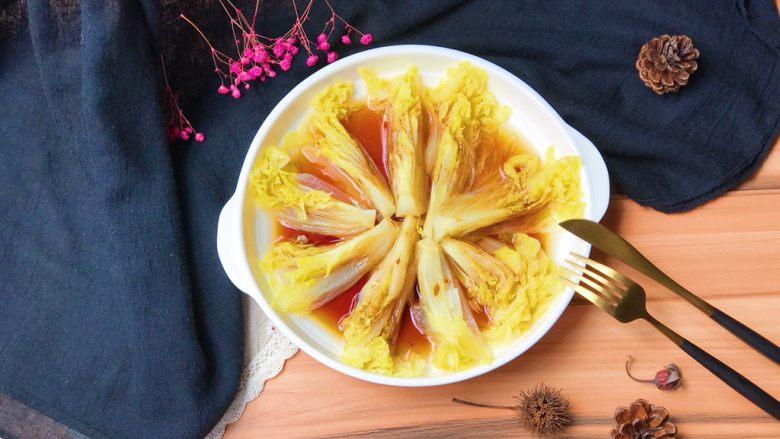 花开富贵-味极鲜黄芽菜