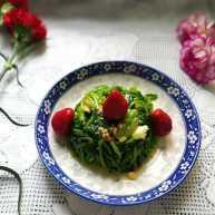 花生碎拌菠菜