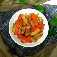 蚝油土豆条