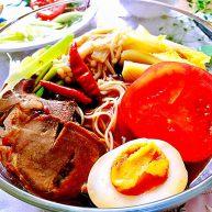 食材丰富,营养满分➕卤牛肉版家常牛肉面