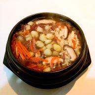 鲜贝豆丝杂蔬汤