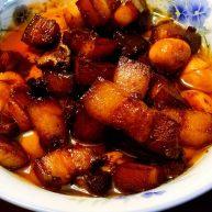 浅湘食光&鹌鹑蛋红烧肉