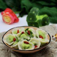翡翠南极磷虾荠菜馄饨【宝宝辅食】