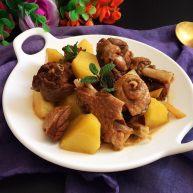 大鹅炖土豆