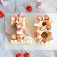 网红数字蛋糕