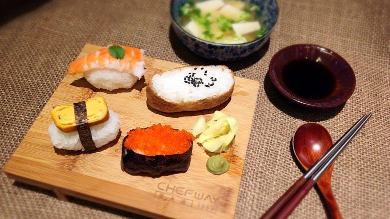 握寿司套餐